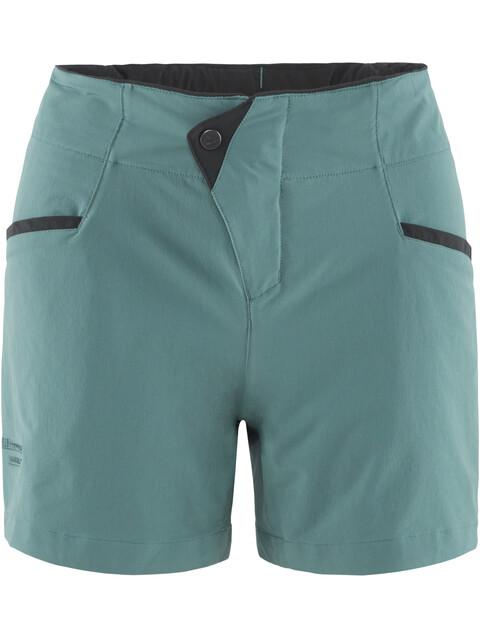 Klättermusen Vanadis 2.0 Shorts Women brush green